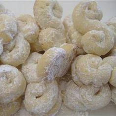 Biscoito de Páscoa grego @ http://allrecipes.com.br