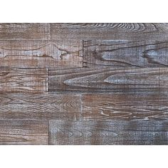Easy Planking 3D Art Barn Wood 1/4 in. x 5 in. x 24 in. Reclaimed Wood Decorative Wall Planks in Whitewash Color (10 sq. ft. / Case)-21332 - The Home Depot