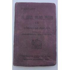 Paraíso Retro Libros: Los Códigos Chilenos Anotados - Código De Minería ...
