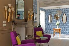 Interior Design, Mirror, Hotels, Interiors, Furniture, Home Decor, Nest Design, Decoration Home, Home Interior Design