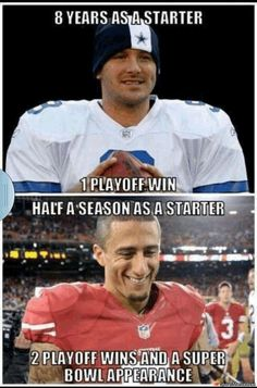 Funny Sports Memes | Funny Sports Memes Love Colin & I love the cowboys. This is funny though