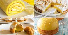 30 magnifiques desserts au citron que vous aurez envie de réaliser chez vous : les cookies au lemon curd, on ADORE !