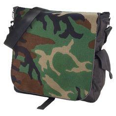DadGear Sport Bag Camouflage