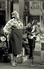 Big Mama Thornton bigt nooit