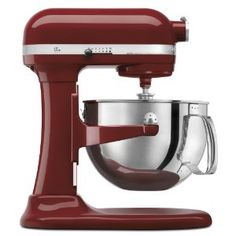 KitchenAid Artisan 5 Quart Mixer for $199.99 then after rebates $157.99