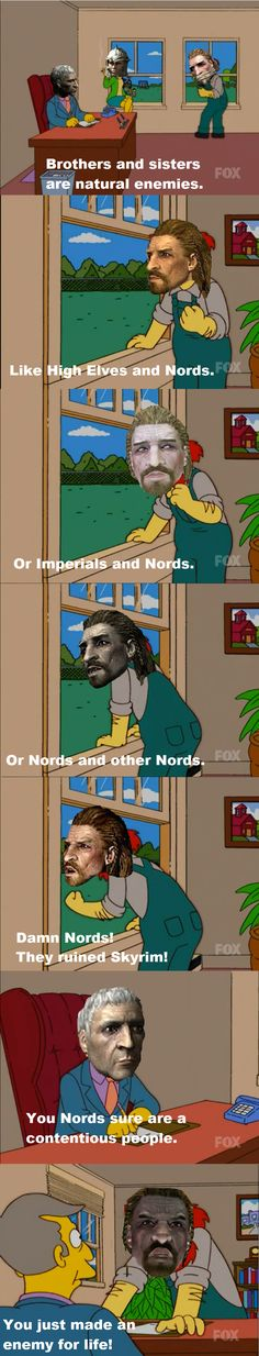 Ulfric stormcloak, the true High king