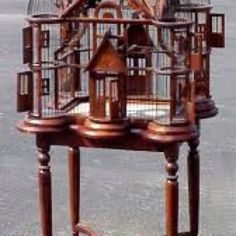 Love this bird cage!