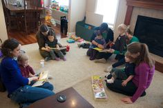 Baby book club. Offbeat Families.
