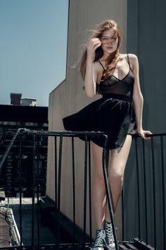 Model: Shane Seng (2012)   Photographer: Jens Ingvarsson