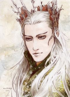64 Best Fandom: Tolkien: Thranduil images in 2017   Thranduil, The