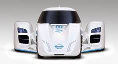 Nissan shows off 185 mph ZEOD RC electric prototype, plans to race it at Le Mans