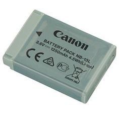 PRODUCTS WE LOVE Canon NB-13L Battery Pack for PowerShot G7 X #photography #new #release