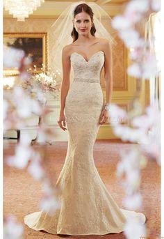 Wedding Dress Sophia Tolli Y11408 Spring 2014