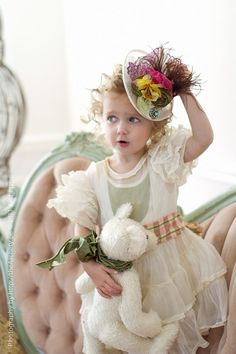 A Little Fashionista - Sooo Darling :)