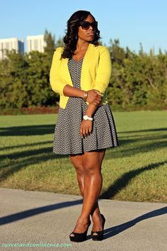 Curves and Confidence | Inspiring Curvy Women One Outfit At A Time: Almost But Not Quite Appropriate