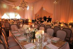 Planner: Sacks Productions Photography: Joe Buissink Floral Design: Mark's Garden Décor: Revelry Event Designers Rentals: Classic Party Rentals Bakery: Sweet Lady Jane