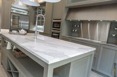 Interiors Neolith - Engineered Porcelain - more durable than quartz; virtually indestructible