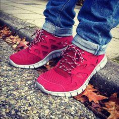 Nike Free Run +2 #nike #nikerunning