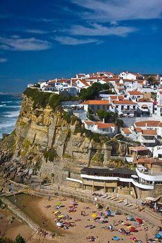 Azenhas do Mar, Lisbon Region, Portugal