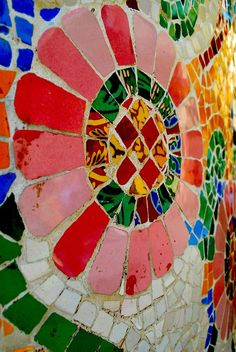 Living Color - abbygould: barcelona, spain