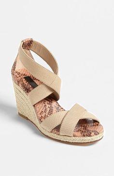 BCBGMAXAZRIA 'Barcelona' Sandal available at #Nordstrom