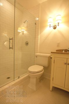 White Subway Tile Bathroom Design Ideas, Pictures, Remodel, and Decor - page 2
