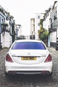 Mercedes-Benz S 63 AMG (#FTA) Full Throttle Auto