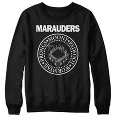 Marauders - Sweatshirt-----parody of the Ramones