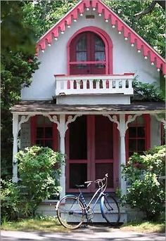 Martha's Vineyard, MA cottages