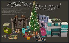 Around the Sims 2 | Objects | Special | Christmas 2015