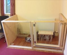The 2x1x1m Rabbit Pen or Cage we manufacture are made from quality timber that is planed all around. These Rabbit Pens are designed for you to screw together yourself.  Select required options from below to order. We also offer a bespoke design service if the size you require is not listed.