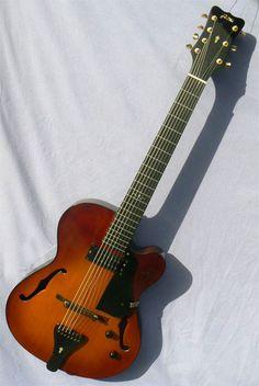 2005 Foster Basin Street Seven String Jazz Guitar, Basin, The Fosters, Music Instruments, Street, Musical Instruments, Walkway