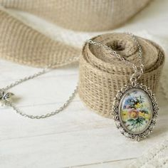 "necklace ""Bouquet"""