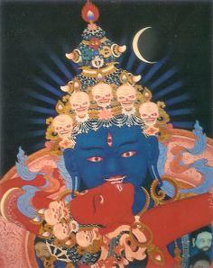 Chakrasamvara (勝樂金剛)