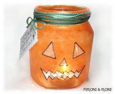 Happy Halloween, Jar, Home Decor, All Saints Day, Upcycling Ideas, Holiday, Jars, Interior Design, Home Interior Design