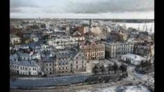 Viipuri during the Winter War (1939-1940) and in 2011. Выборг. Память старых стен., via YouTube.
