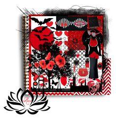 """Red: Muslim Clique"" by a5thcandygrande on Polyvore featuring MAC Cosmetics, Elizabeth Arden, Karen Kane, Chloé, Vivienne Westwood Anglomania, Vans, Oscar de la Renta, Steven, New Directions and STELLA McCARTNEY"
