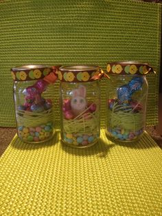 DIY Easter gift for Sydney, Georgia and Jackson!!