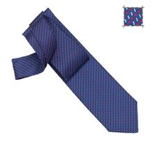 Soft Touch Hermes heavy silk twill tie, hand-folded, 3.15'' wide