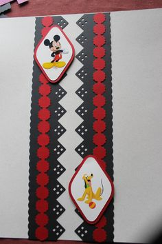 Stickers from Mickey and Friends combo pack,.