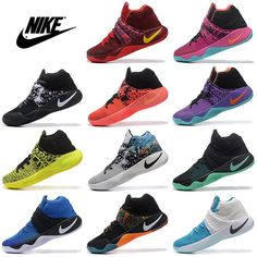 ##KyrieIrving1 #BasketballShoes #KyrieIrving1 #Sneakers #Womens/Mens #NBA With advanced traction, zoned support and lightweight cushioning, the Kyrie 1 Men's Basketball Shoe is designed to engage forward motion while keeping a tight grip on the ground, allowing a quick first step. - See more at: http://www.inbamart.com/kyrie-irving-Gear/nike-zoom-kyrie-1-mens-basketball-shoes