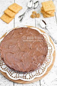 Najjednostavnija čokoladna torta koja se topi u ustima Biscuits, Deserts, Dessert Recipes, Food And Drink, Sweets, Cookies, Image, Cookie Recipes, Crack Crackers