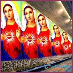 Heilig Hart van Maria Moeder Gods..