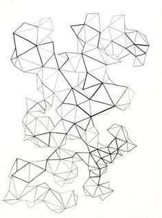 """Saatchi Art Artist Jen Wink; Painting, """"A Fine Mess"""" #art"""