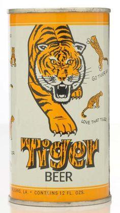 Lot # : 26 - Tiger Beer Juice Old Tab Beer Can.