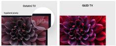 Vymeň OLED za QLED za jedno euro a daj zbohom vypáleným pixelom