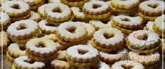 Recept Tökéletes, lekvárral tapasztott linzer Kefir, Tiramisu, Cookies, Food, Top Recipes, Healthy Cookies, Yogurt, Food And Drinks, Food Cakes