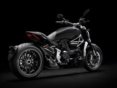 The 2016 Ducati XDiavel Will Make you Squirm