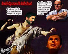 Davide Speranza ha sfidato Golia Renzi
