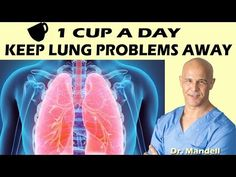 Just a cup keeps lung problems away, what it takes for people to get rid of lung related problems recommend by Dr Alan Mandell. Health Diet, Health And Wellness, Health Care, Health Fitness, Mental Health, Clear Lungs, Lung Cleanse, Lung Infection, Healing Herbs